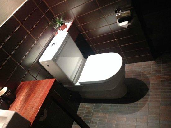 GLO Hotel Kluuvi Helsinki: WC