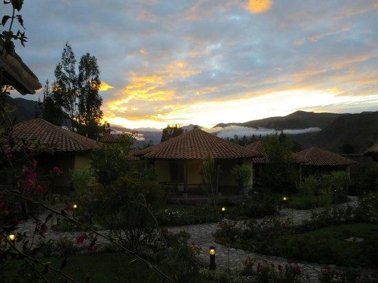 Sol y Luna - Relais & Chateaux: Sunrise