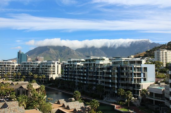 One&Only Cape Town: View of Table Mountain from the room