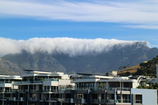 One&Only Cape Town: View of Table Mountain from our room