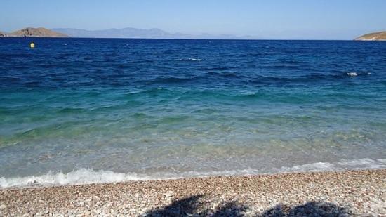 Belair Beach Hotel: тилос. Эгейское море