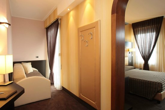 Rivamare Hotel: Junior Suite Frontemare