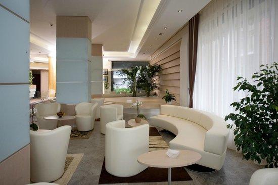 Rivamare Hotel: Soggiorno Hall
