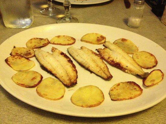 Lo Spuntino: Branzino filetti