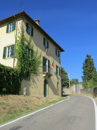 Casa Bellavista B&B : Under the Tuscan Sun - house from the movie