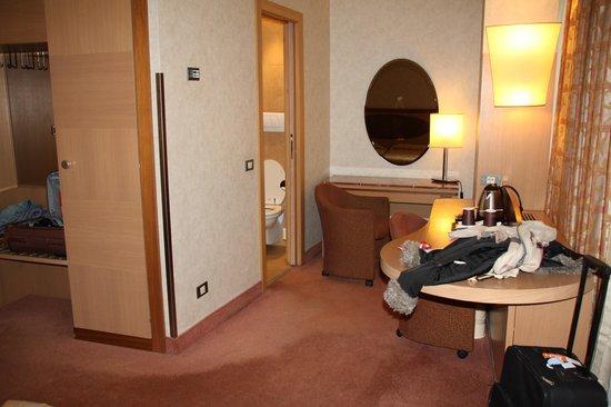 Mercure Roma West: la chambre