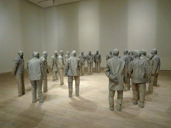 Kunstsammlung Nordrhein-Westfalen : Juan Muñoz