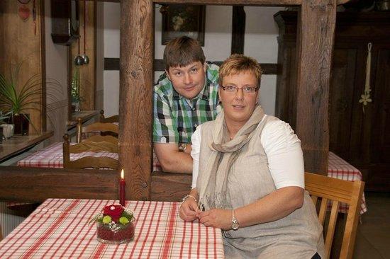 Ferienhof Bettmann: Gastgeber