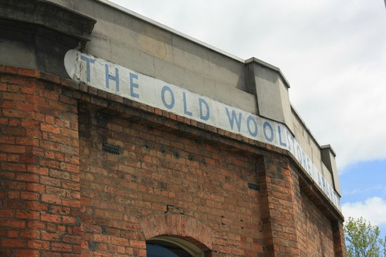 The Old Woolstore Apartment Hotel: The Woolstore