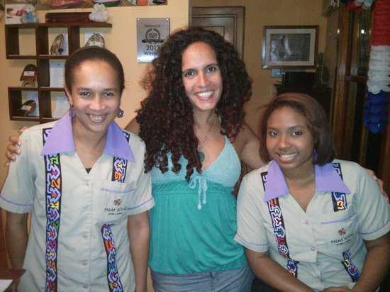 Hotel Palma Royale: Erika & Marlen such a helpful staff in anything you need, just ask