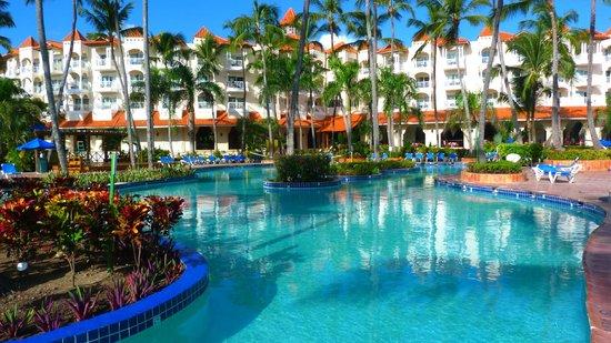 Occidental Caribe: piscina principal
