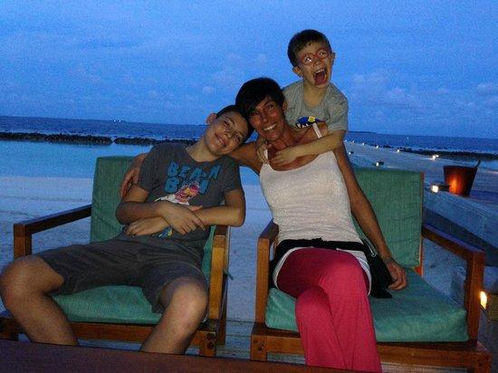Vakarufalhi Island Resort: Family