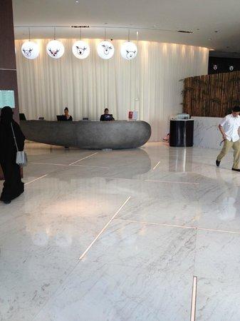 Media One Hotel Dubai : Reception