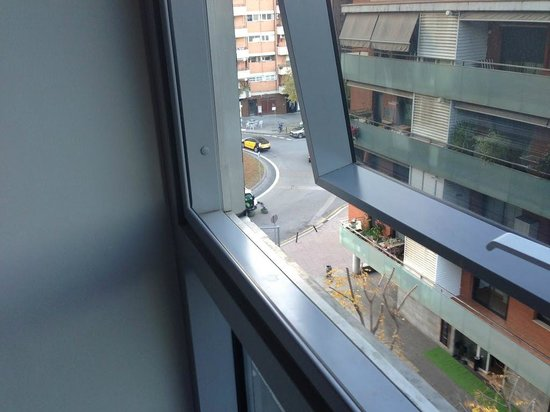 Eurostars Lex: 4th floor view