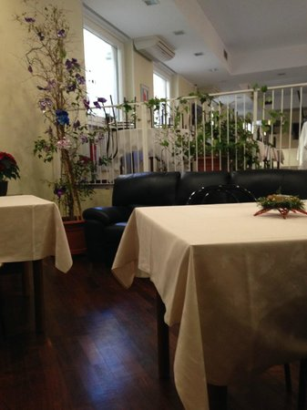 Hotel Marinoni : Sala Relax