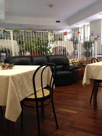 Hotel Marinoni : Sala Relax.