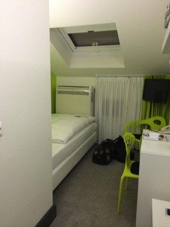 Hotel City Inn: mes toilettes sont plus grandes