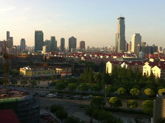 InterContinental Shanghai Pudong: Picture from my last stay in Aug 2012
