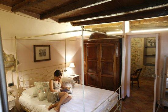 Locanda Osteria Marascia : Mini suite