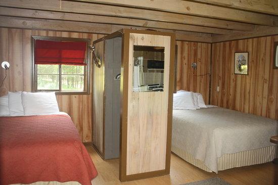 Fishuntime Resort: #1 Cabin