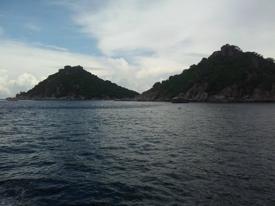 DJL Diving: From Boat to diving site