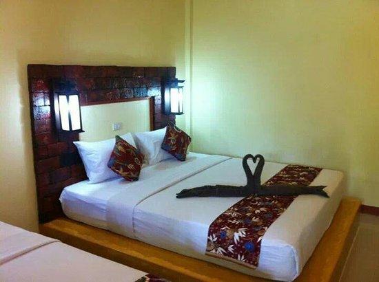 Lanta Pearl Beach Resort: Sleep wheel