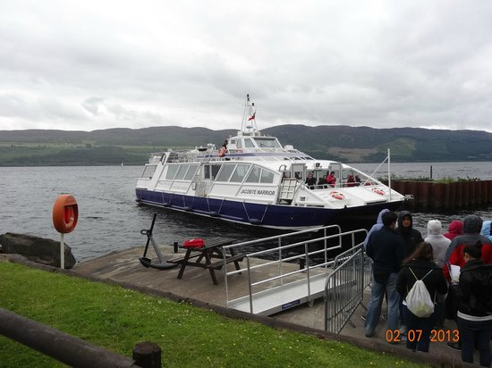 Loch Ness by Jacobite: Travessia do Lago Ness