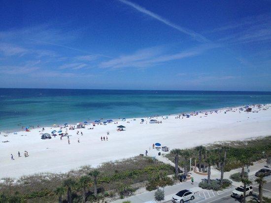 Holiday Inn Sarasota - Lido Beach: View from 7th floor