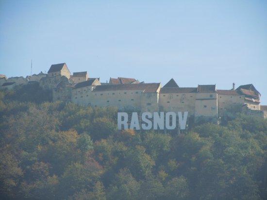 Rasnov Citadel: Rasnov