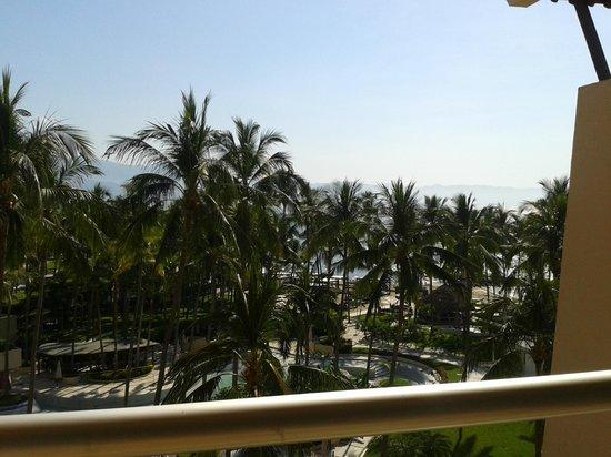 The Westin Resort & Spa Puerto Vallarta: vista desde la habitación