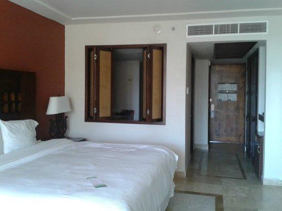 The Westin Resort & Spa Puerto Vallarta: vista de la ahbitación
