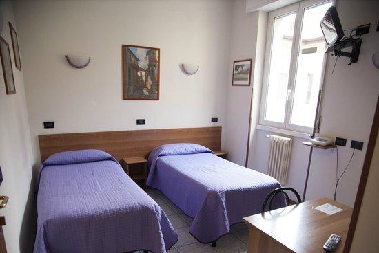 Hotel Marinoni : Camera Doppia.