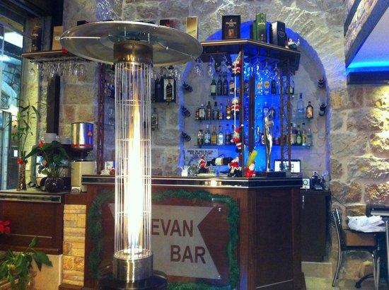 Yerevan restaurant: Yerevan bar