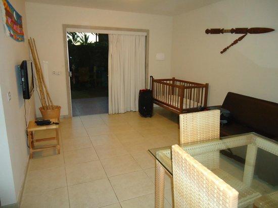 Resort La Torre: Sala conjugada