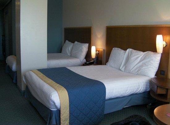 Radisson Blu Hotel : Une chambre