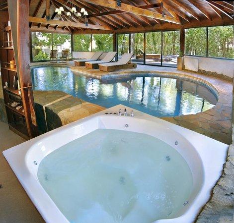 posada del sauce piscina climatizada y jacuzzi cubiertos