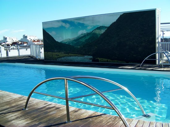Radisson Blu Hotel : Piscine