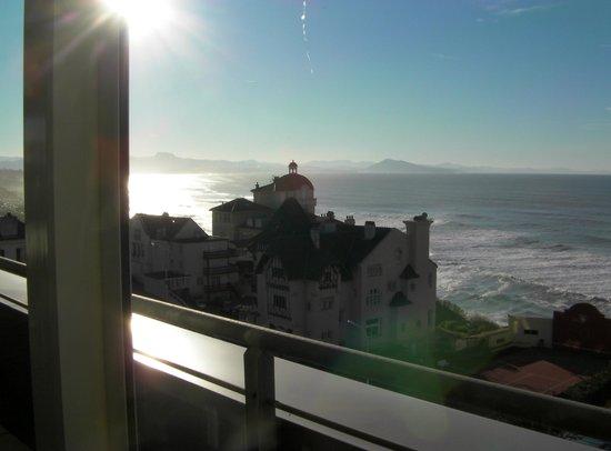 Radisson Blu Hotel : Vue de la chambre