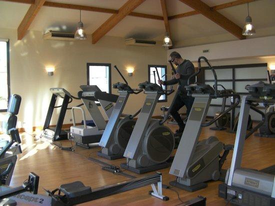 Radisson Blu Hotel : Fitness