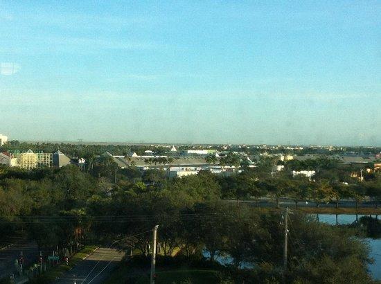 Doubletree by Hilton Sunrise - Sawgrass Mills: Vista do 8º andar