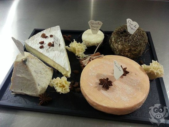 365 Fromages: Plateau fromager