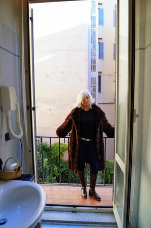 Hotel Suisse: Ванная комната