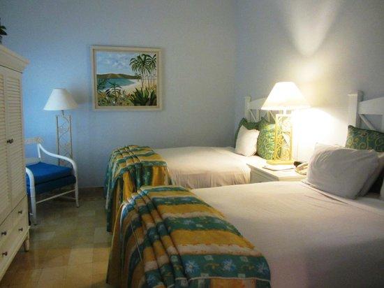 Pueblo Bonito Emerald Bay : Bedroom area