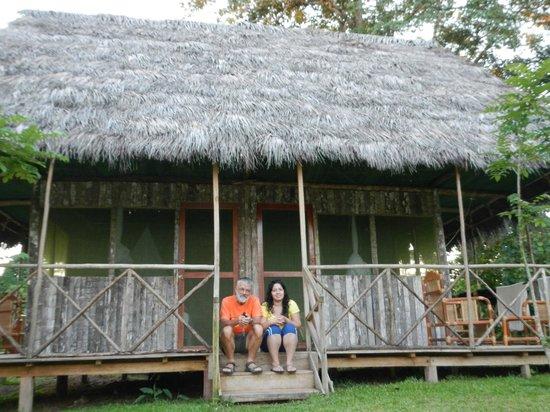 San Pedro Lodge E.I.R.L.: bungalow doble o compartido