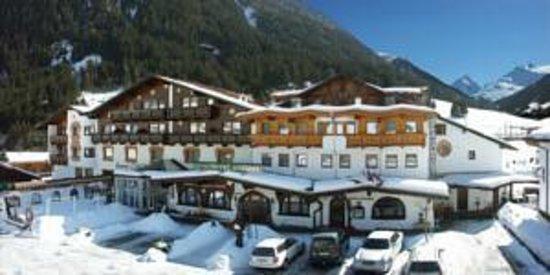Sporthotel Antonie: sport hotel antonie gries imsellrain tirol[im winte]