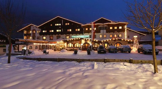 Gries im Sellrain, Austria: sport hotel antonie gries sellrain tirol [im winter]