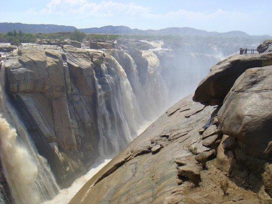 Augrabies Falls National Park: Les chutes