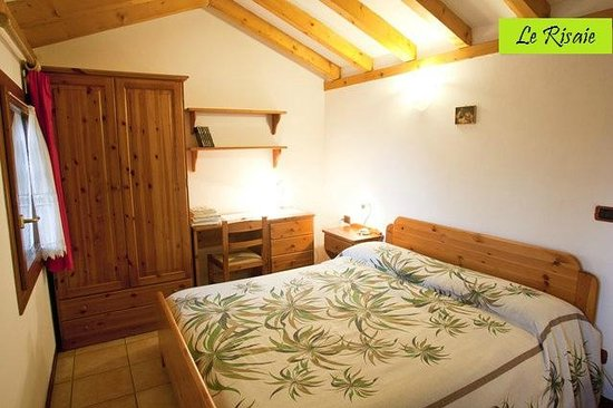 Bed & Breakfast Le Risaie: camera