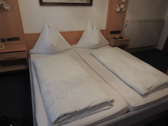 Tautermann: Nice clean beds