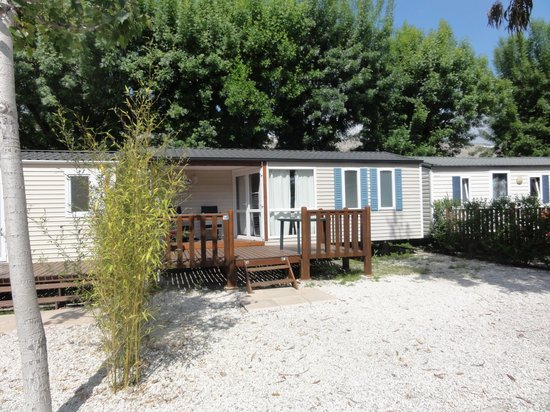 Camping Douce France : grandconfort